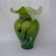 b/Vase siret vert.