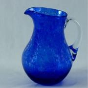 a/Pichet bleu.