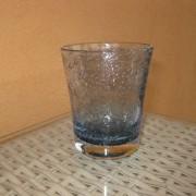 a/1 verre bullé pétrole