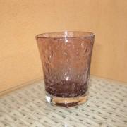 a/1 verre bullé amétyste