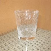 a/1 verre bullé blanc